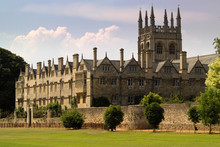 Oxford University College Buil...