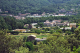 Fototapeta Do pokoju - village cévenol