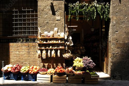 Fotografie, Obraz  fruit shop