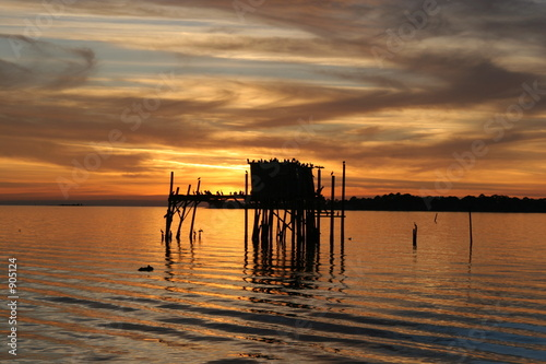 cedar key,levy county,florida,sunset,water,coast,i #905124