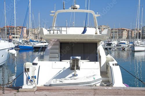 Foto op Plexiglas Water Motor sporten motorboat