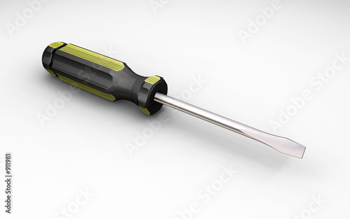 Obraz na plátne screwdriver