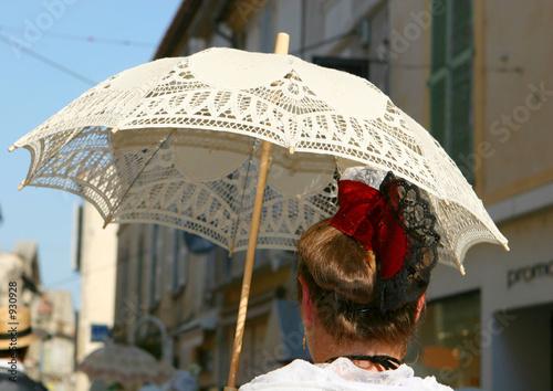 Photo coiffure, coiffe et ombrelle