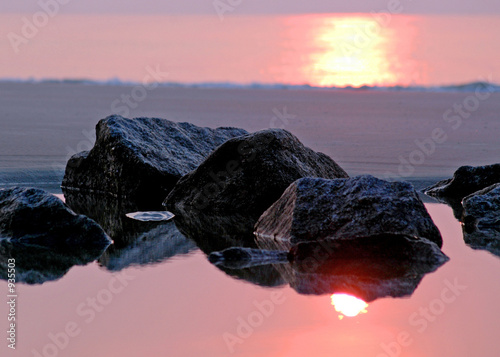 Fototapety, obrazy: beach rock #3