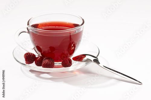Photo sur Toile The fruit tea