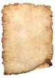 canvas print picture parchment paper background