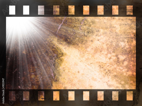 Valokuva  abstract film strip background