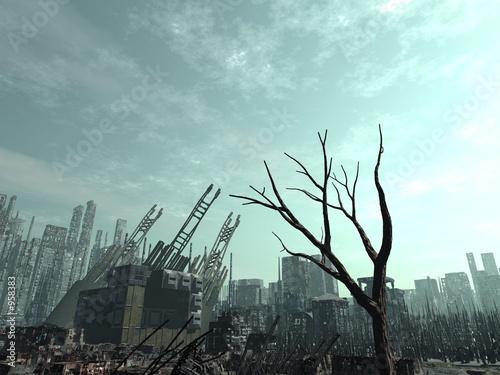 Photo armageddon aftermath