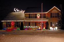 Decorative Home Christmas Lights