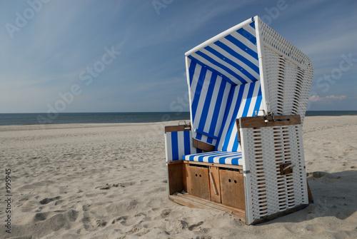 Spoed Foto op Canvas Noordzee beachtime