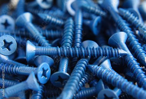 Vászonkép  concrete screws