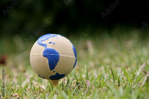 Valokuva  world ball
