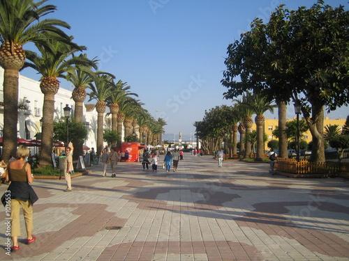 Foto op Canvas Barcelona alameida