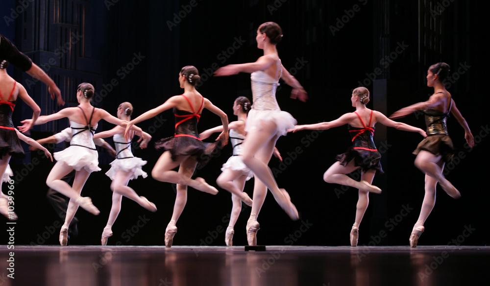 Fototapeta ballet