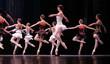 Leinwanddruck Bild - ballet