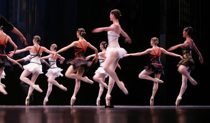 Fototapeta Taniec / Balet ballet