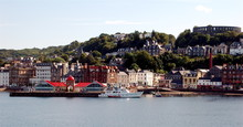 Oban Bay And Mccaigs Tower