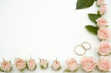 Frame For Wedding Photo