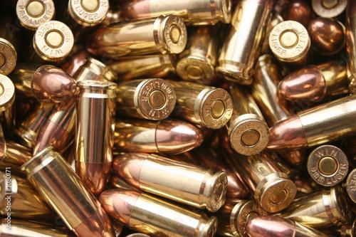 Billede på lærred ammo