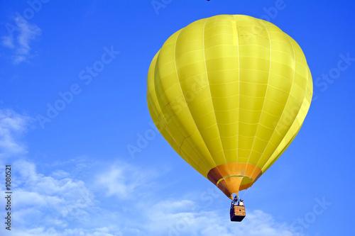 Fotografie, Obraz  heißluftballon