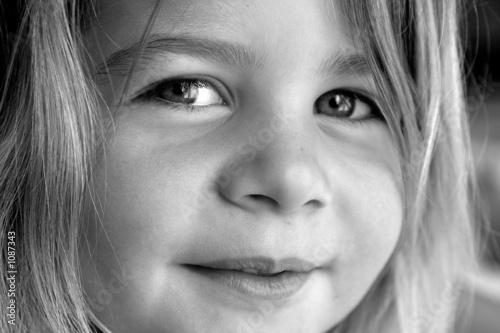 Fotografie, Obraz  portrait enfant