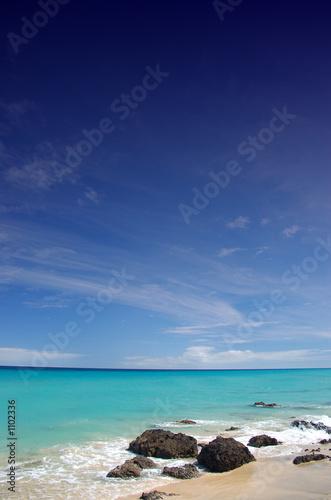 Foto-Kissen - blue sky (von Loocid GmbH)