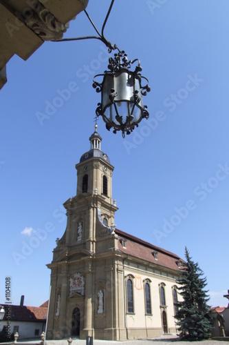 Foto tour de franken balthasar neumann kirche