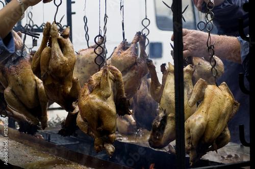 Fotografia, Obraz poulets à l'ancienne