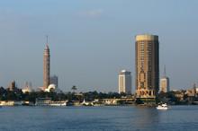 Cairo Skyscrapers
