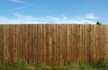 Pine Fence