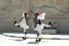 Parliament Monument Athens Gre...