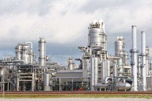 Fotografia  chemical plant