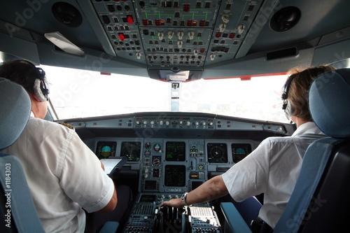 Fotografie, Obraz  jet cockpit