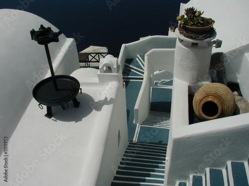 Fototapety, obrazy: greek island scene