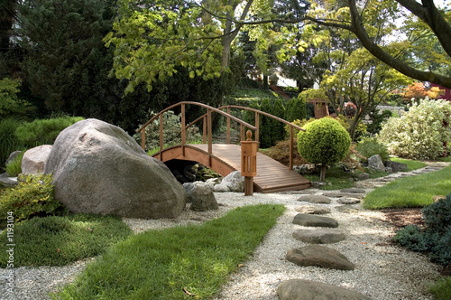 Akustikstoff - japanese garden