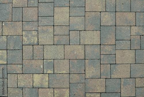Fotografie, Obraz stone pavers 10