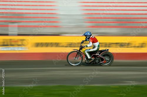 Fotomural speedway