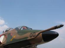 Aircraft - Front Of Skyhawk