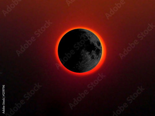 Photo eclipse