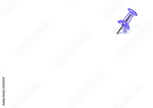 Fototapeta pushpin obraz na płótnie