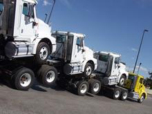 Humped Trucks