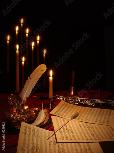 Fotografie, Obraz  composing music