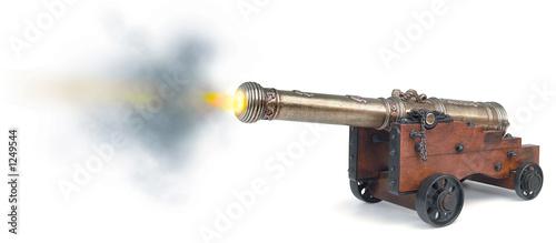 Fotografía canon firing