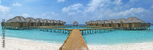 Photo overwater bungalows fihalhohi