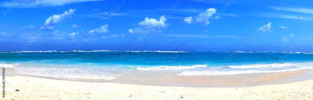 Fototapeta long beach paradise