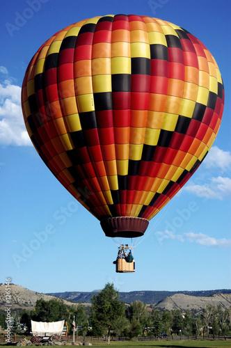 Foto op Canvas Luchtsport morning balloon flight