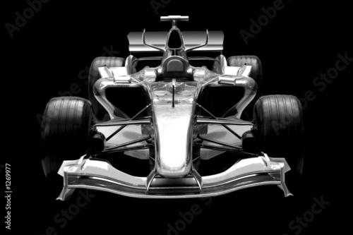 Fotobehang Snelle auto s formula 1 car
