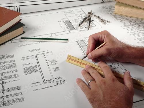 architect Fototapet