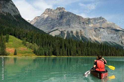 Papiers peints Canada emerald lake