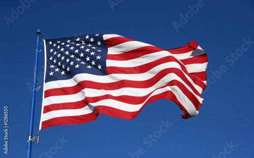 Fotografie, Obraz  american flag